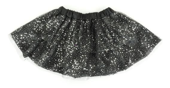 Faldas Cortas Mini Circulares Ropa Niña Vestido Tutu Casual