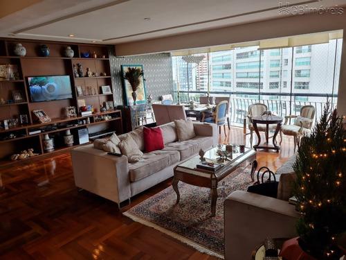 Imagem 1 de 15 de Apartamento - Vila Nova Conceicao - Ref: 10461 - V-r-green1010