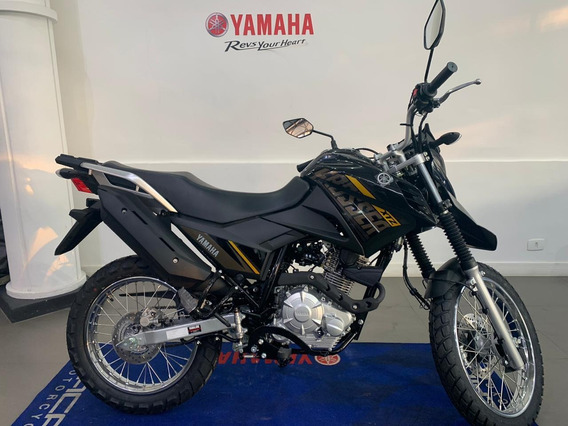 Yamaha Crosser 150 Z Preta 2020