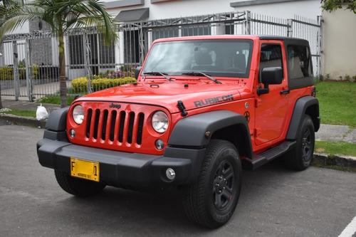Jeep Wrangler At 4x4