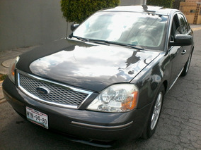 Ford Five Hundred 3.0 Sel Limited Piel Qc Cd Mp3 At