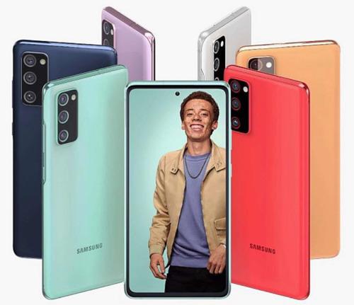 Samsung Galaxy S20 Fe 256gb / 8gb Ram Nuevos 1 Año Garantia