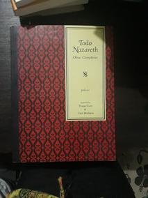 Colecao Todo Nazareth Obras Completas - 6 Livros