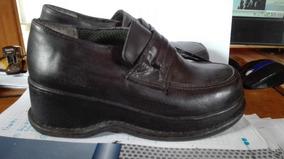 Zapato Colegio Niña Nº 31 Cuero Nuevo