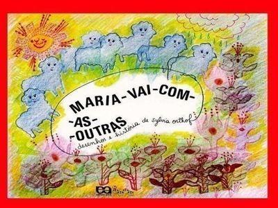 Livro Maria Vai Com As Outras Sylvia Orthof - R$ 30,00 em