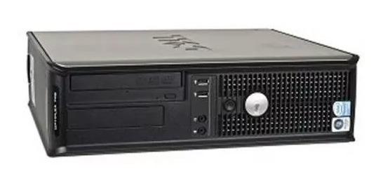 Cpu Optiplex Dell 780 Core 2 Duo 3.0 4gb Hd 160 + Monitor 15