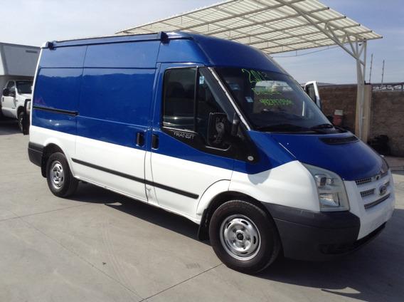Ford Transit Van Larga 2013 Td 6v