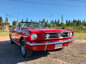 1966 Ford Mustang Convertible V8 289 Automatico