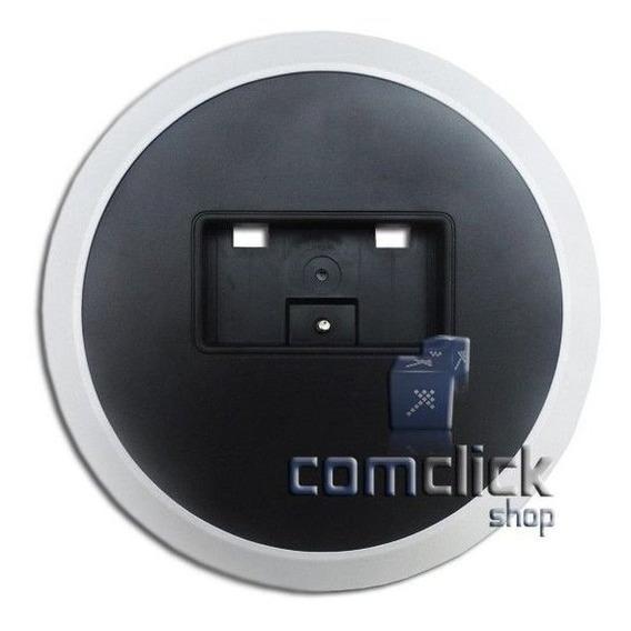 Base Inferior Circular Preta/prata Monitor Samsung Original.