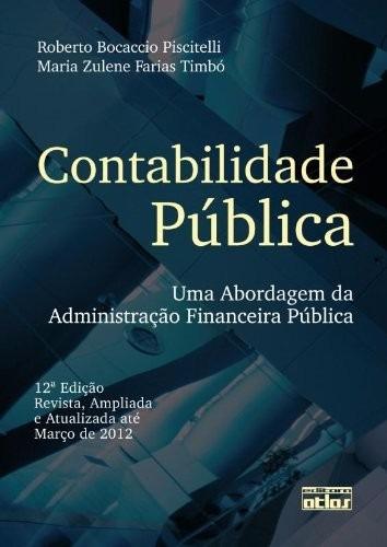 Livro - Contabilidade Pública