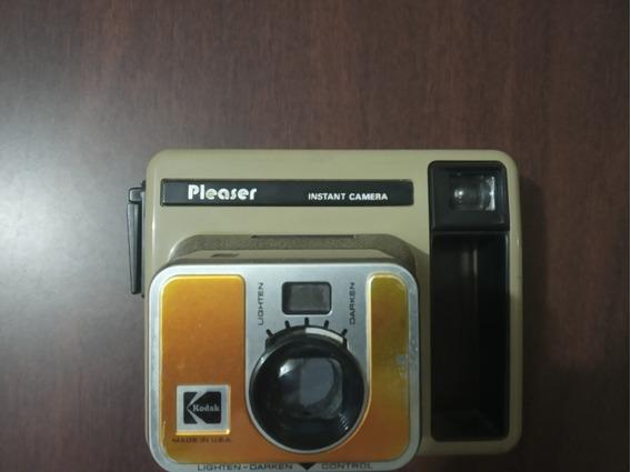 Câmera Instantânea Kodak Pleaser