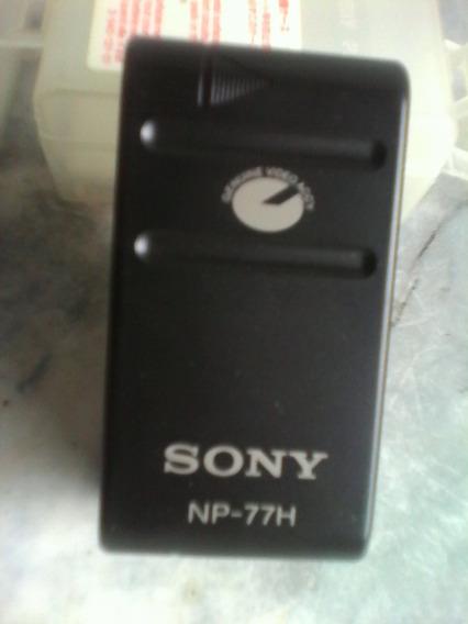 Bateria Sony Np-77h Nueva Para Handycam