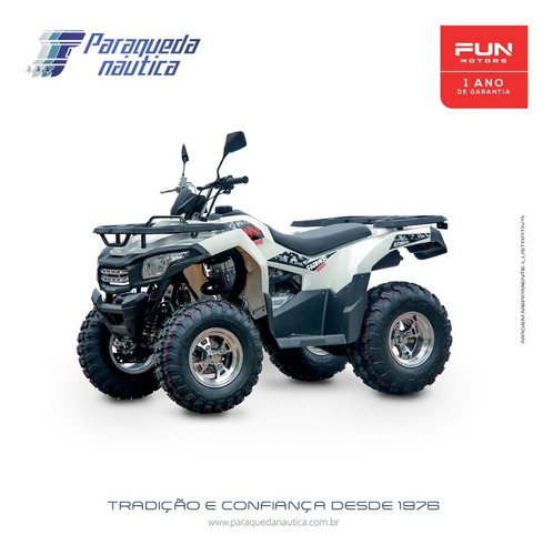 Quadriciclo Atv Fun Motors Farmer 200
