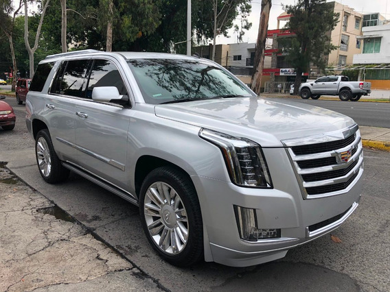 Cadillac Escalade 6.2 Paq P Premium 4x4 At Año 2015