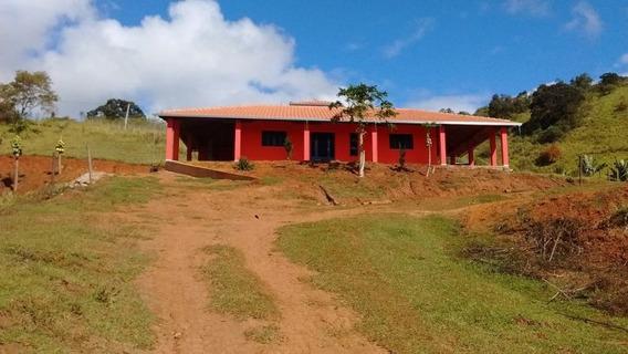 Sítio Sede De 03 Quartos Com Suíte Primeira Moradia Localização Privilegiada - Adr4167