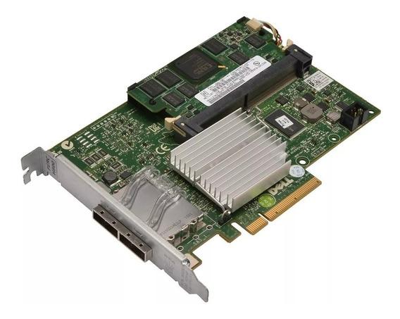 Bu Perc H800 Externa 512mb E Bateria Raid Md1200 Md1220