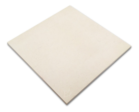 Pedra Refratária Para Pizza 35 X 35 P/ Forno E Churrasqueira