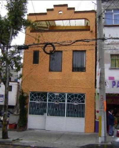 Casa Sola En Renta En Tizapan, Álvaro Obregón, Distrito Federal