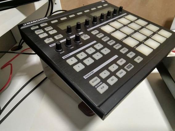 Native Instruments Maschine Mk1 ( + Atualização 2.0)