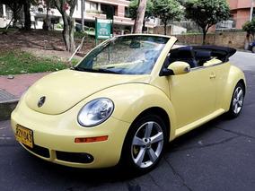Volkswagen New Beetle 2010 Cabrio, Triptonic. A.a.