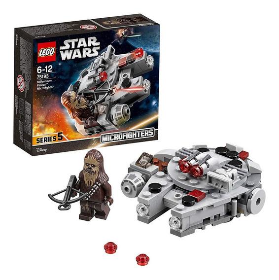 Lego Star Wars Microfighter Halcón Milenario 75193 V1615