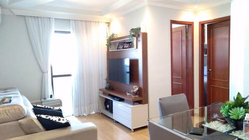 Apartamento Com 1 Dormitório À Venda, 41 M² Por R$ 265.000,00 - Estuário - Santos/sp - Ap5934