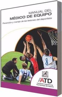 Deporte Manual Del Medico De Equipo Aatd Nuevo Envíos T/país