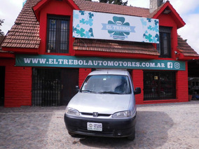 Peugeot Partner 2000 Plata Plc Diesel
