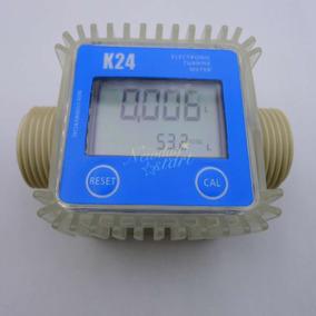 Hidrômetro Digital Medidor Fluxo Vasão K-24