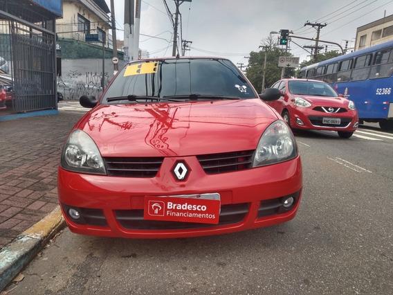 Renault Clio 2011 1.0 16v Campus Hi-flex- Esquina Automatico