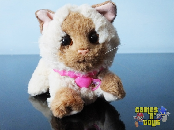 Furreal Friends Dress Me Babies Gatinha Glamorosa Hasbro