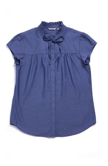 Escoge Tu Blusa Dockers® Mujer Ribbon Blouse