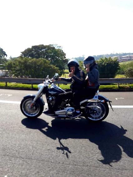 Harley Davidson Fat Boy 2019 Motor 107