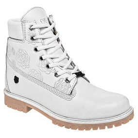 Botines K-swiss Urban Boot 90615-001 Blanco Pv