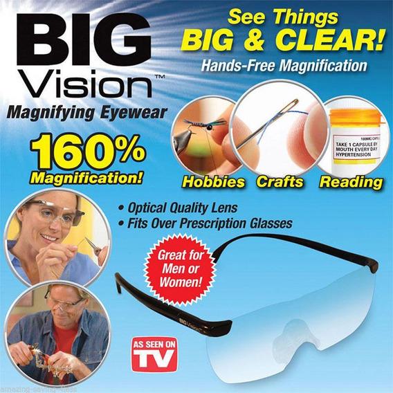 Lentes Lupa Zoom Vision Aumento. Funda. Pequeños Detalles