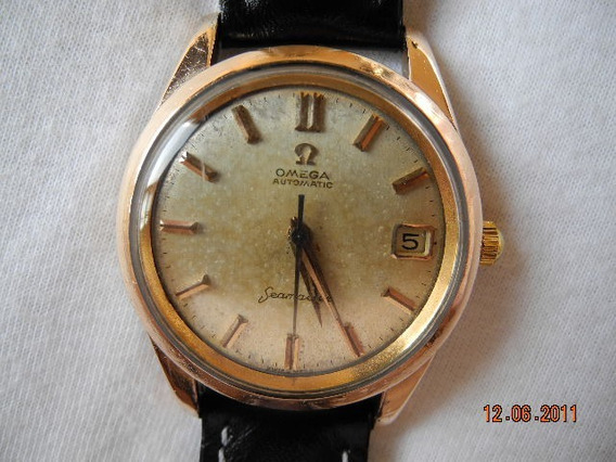 Relógio Omega Seamaster Mecanico Calibre 562