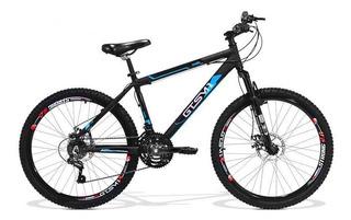 Bicicleta Aro 26 Gts M1 Walk New Freio A Disco 21v Cl