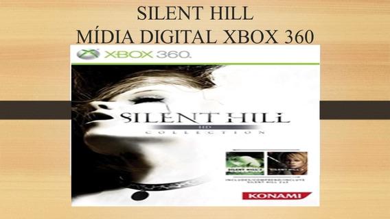Silent Hill Hd Collection Mídia Digital Xbox 360
