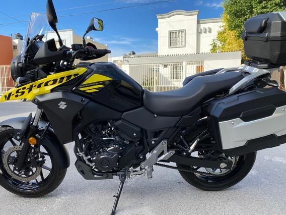 Suzuki Vstrom 250 2018