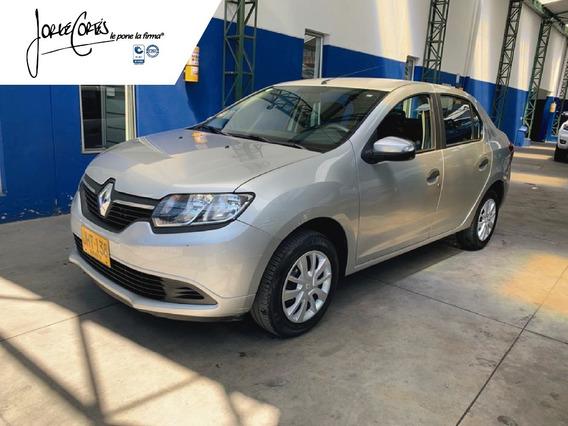 Renault Logan Expression Aut Jht138