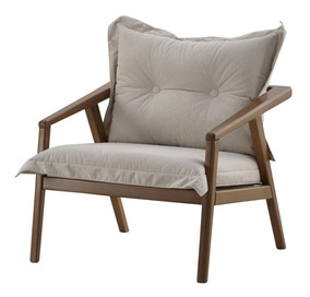 Poltrona Dicci - Wood Prime Vm 20461