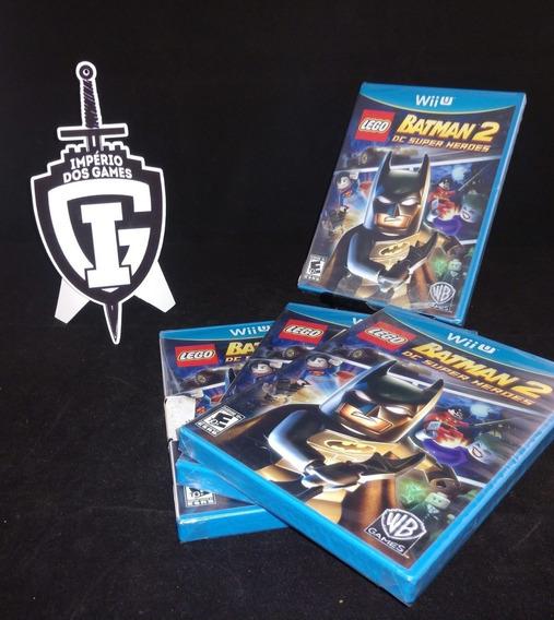 Lego Batman 2 De Super Heroes - Wii U