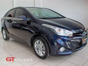 Hyundai Hb20 Hb20s 1.6 Premium 16v 2014 Azul Flex
