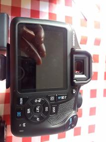 Canon T6 + Lentes + Case