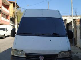 Fiat Ducaro Maxicargo, Longa, Teto Alto, Pronta Para Refrige