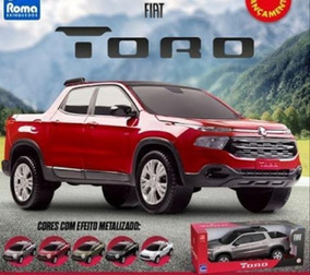 Carrinho Fiat Toro Pick Up - Roma Brinquedos