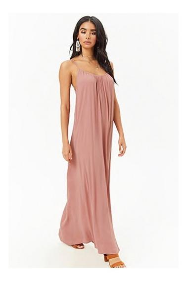 Vestido Largo Forever 21 6046