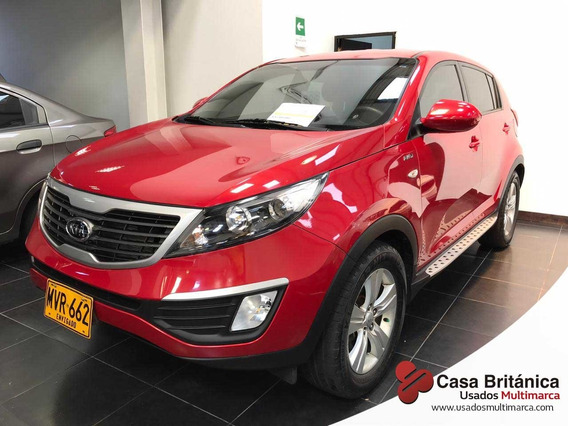 Kia New Sportage Revolution Automatico 4x4 Gasolina