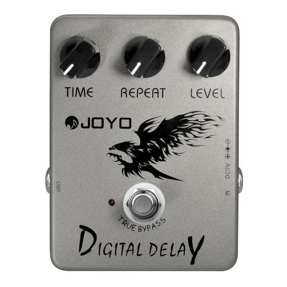 Pedal Joyo Digital Delay | Jf 08 | Para Guitarra