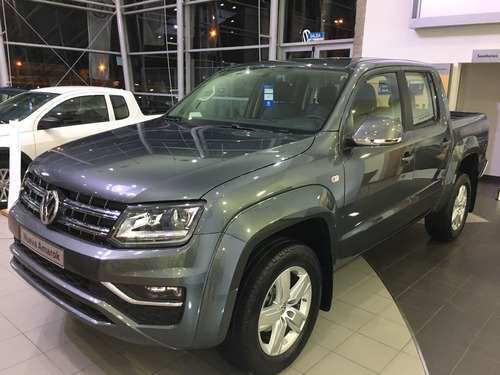 Nueva Amarok Dc 2.0l Tdi 180 Cv Highline 4x4 Manual Borda